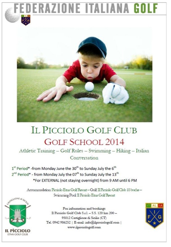 Summer-Golf-School